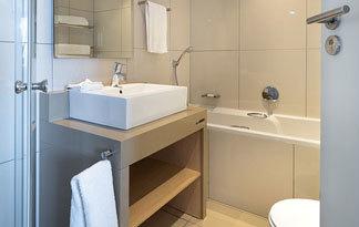 Die wichtigsten Varianten des Badezimmers im Vergleich