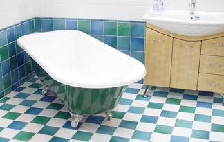Beliebt Die Badewanne - Varianten, Größen und Kosten ME41